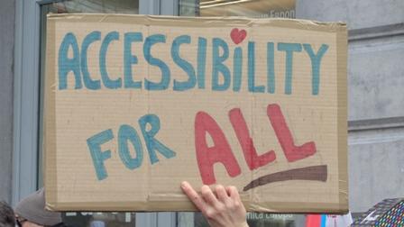 Accessibility_protest_board