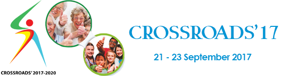 Crossroads'17 conference banner