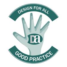 Design for All Award logo