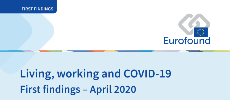 Eurofound_COVID-19_survey-first_findings-header