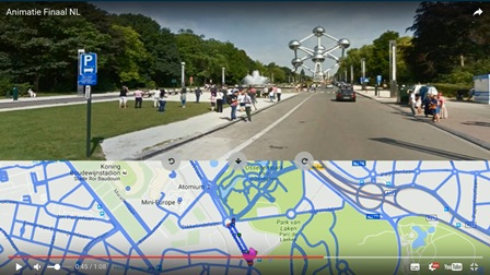 Google View Cycling