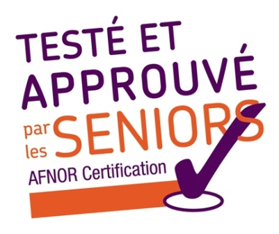 French label senior-friendly