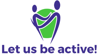 Let Us Be Active project logo
