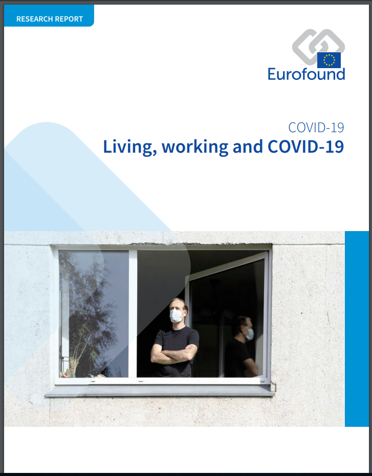 Vignette document Living, working and Covid-19