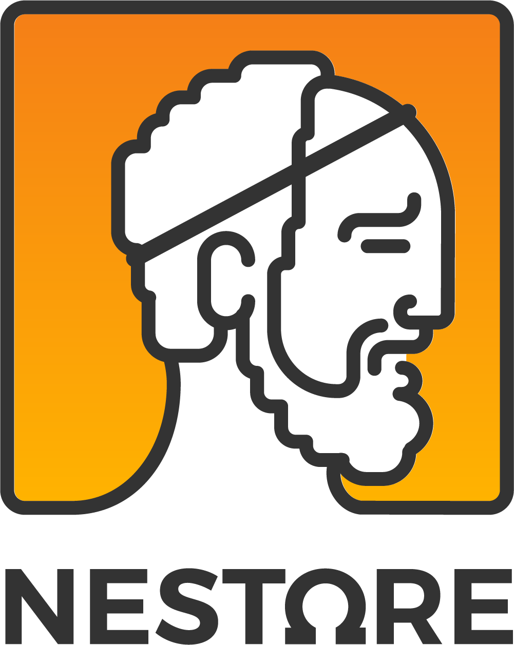 NESTORE Project Vertical Logo