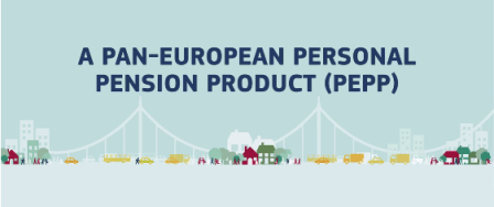 Pan-European Personal Pension Products - PEPP