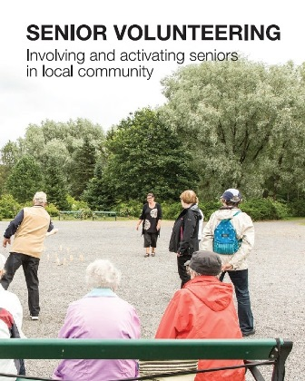 Senior Volunteering publication 2016 cover