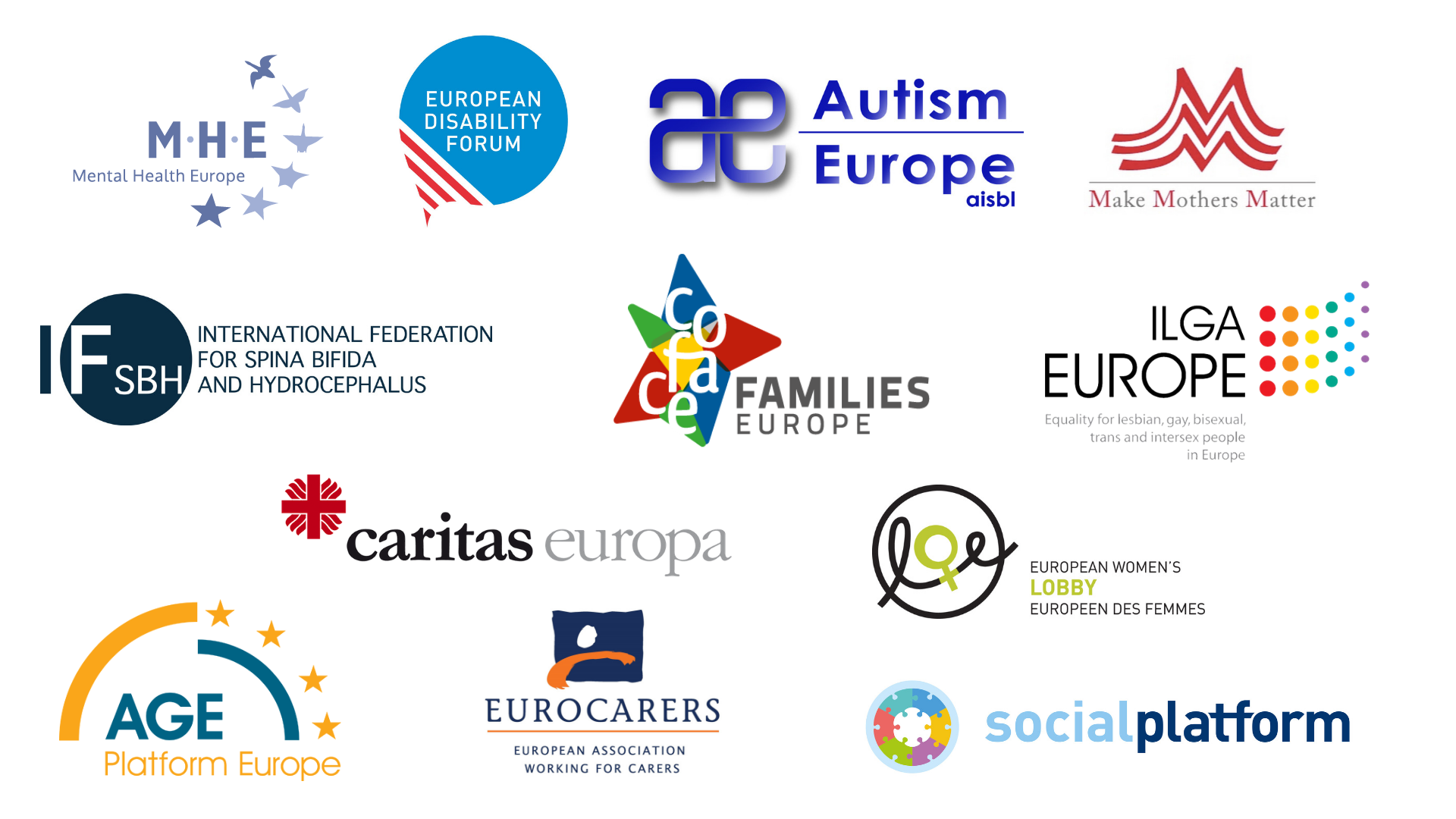 Signatories of the Open Letter to the EPSCO Council