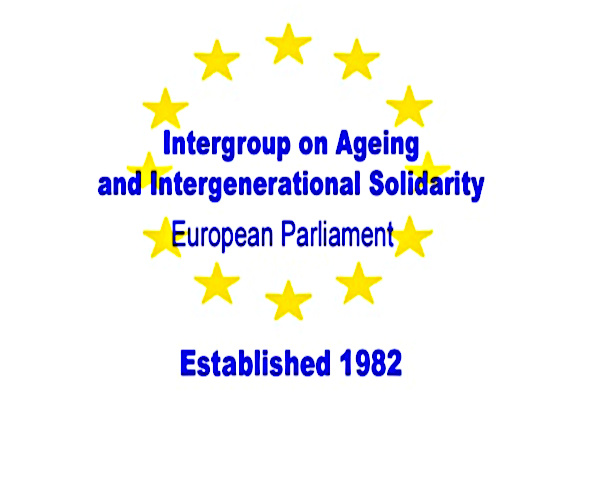 Intergroup on Active Ageing and Solidarity Between Generations logo